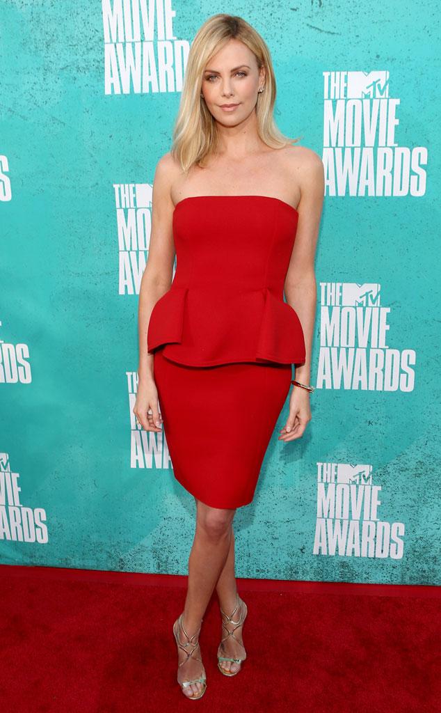 MTV Movie Awards, Charlize Theron