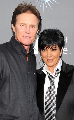 Bruce Jenner, Kris Jenner