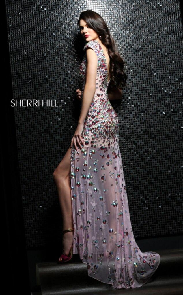 Sherri Hill, Kylie Jenner, Kendall Jenner