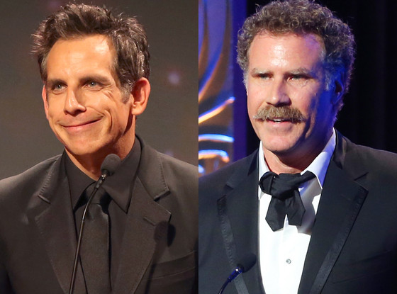 Ben Stiller, Will Ferrell