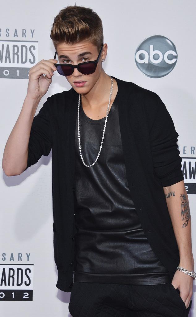 Justin Bieber, AMA's