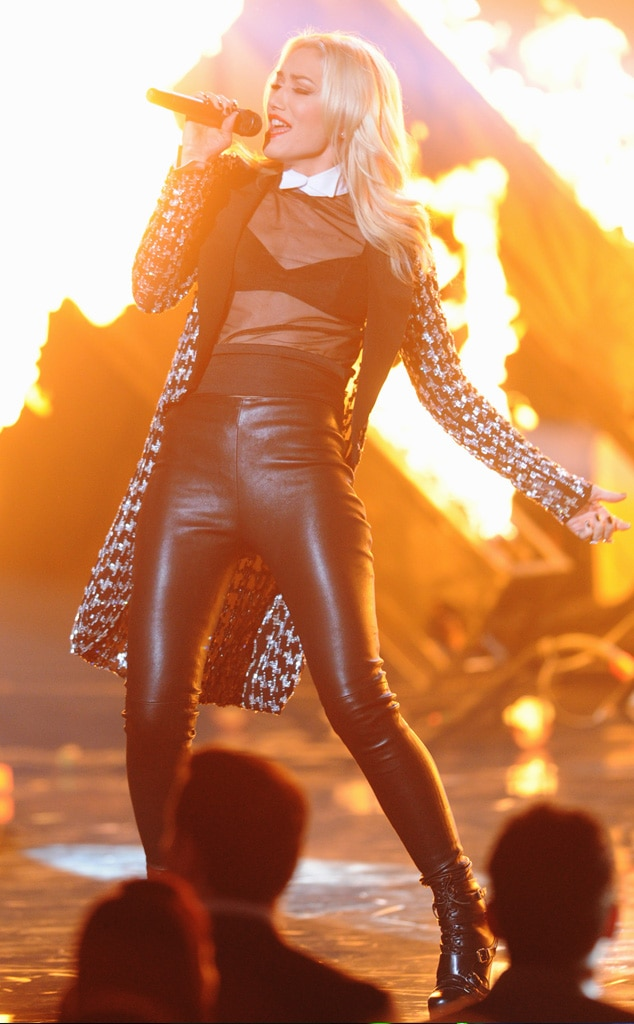 Gwen Stefani, AMA Show