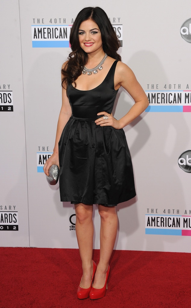Lucy Hale, AMA's