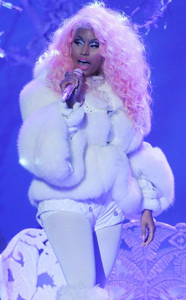 Nicki Minaj, AMA Show