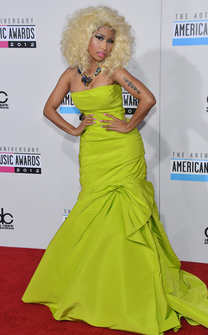 Nicki Minaj, AMA's