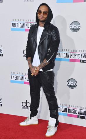 Chris Brown, AMA's