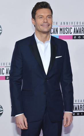Ryan Seacrest, AMA's