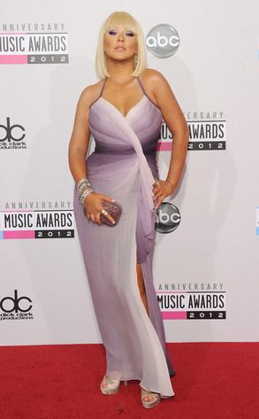 Christina Aguilera, AMA's