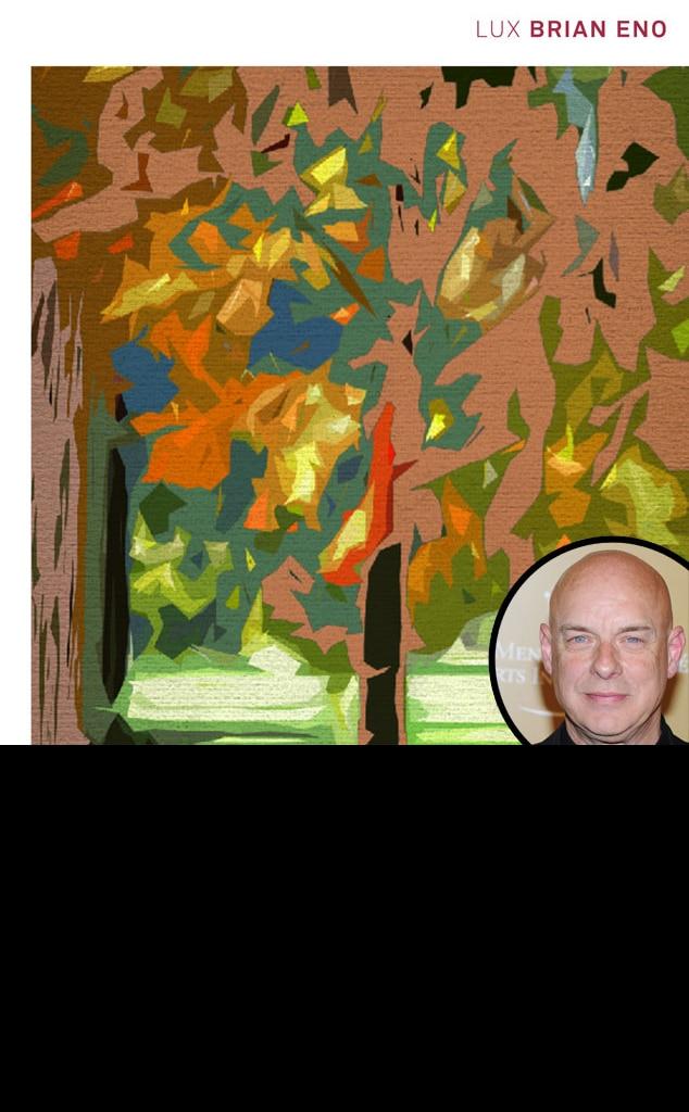 Lux Album, Brian Eno