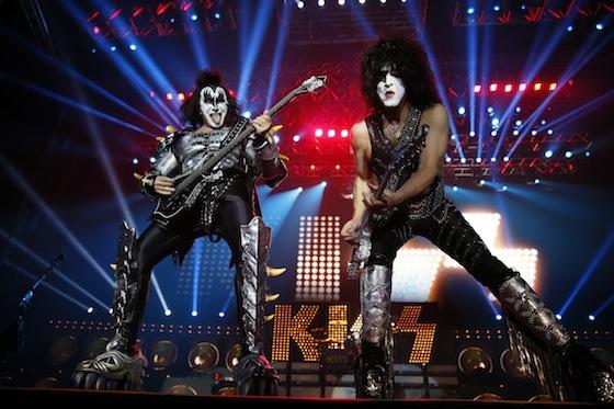 Show do Kiss, Kiss