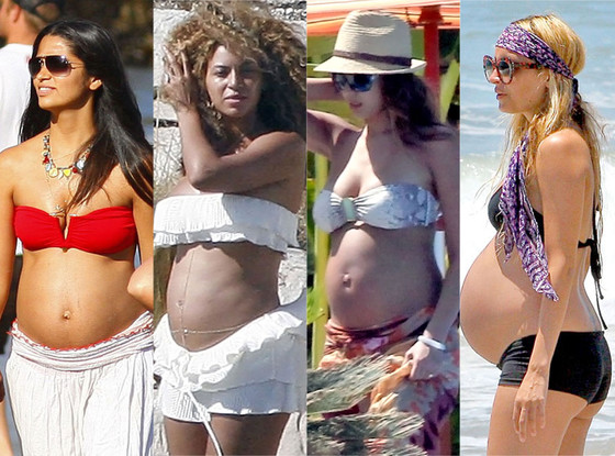 Camila Alves, Beyonce, Jessica Alba, Nicole Richie