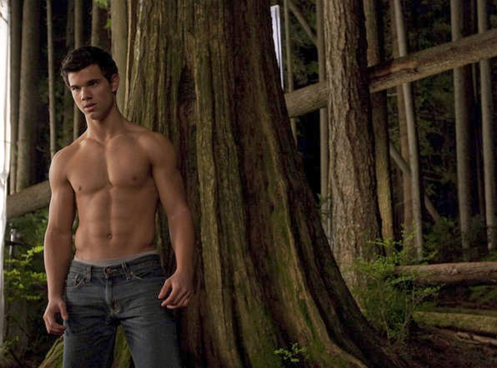 Taylor Lautner, Behind the Scenes, New Moon