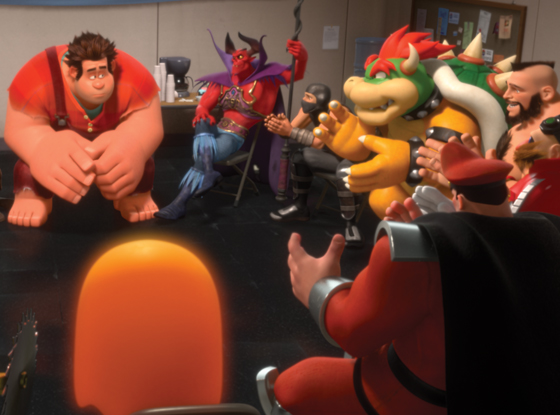 Villians, Wreck-It-Ralph