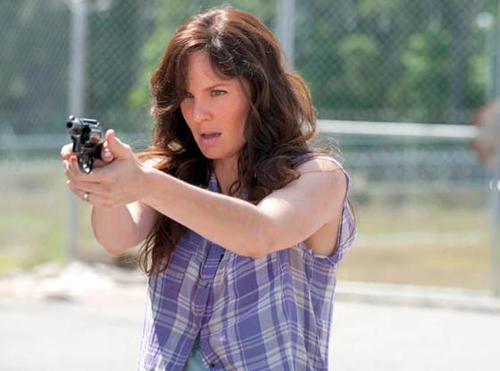 The Walking Dead, Sarah Wayne Callies
