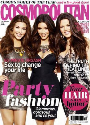 Kardashians Cosmopolitan UK