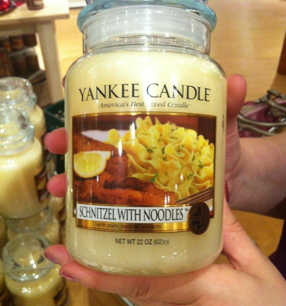 Candle Soup