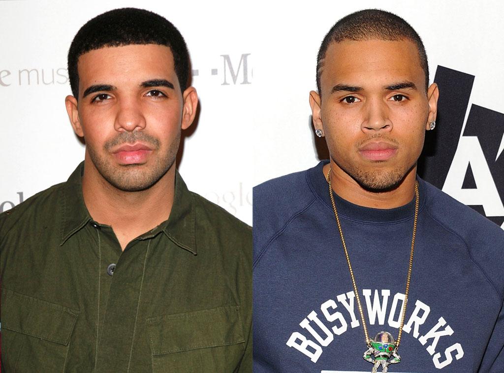 Drake, Chris Brown