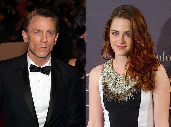 Daniel Craig, Kristen Stewart