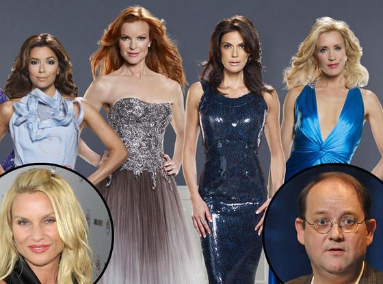 Desperate Housewives, Eva Longoria, Terri Hatcher, Marcia Cross, Felicity Huffman, Marc Cherry, Nicollette Sheridan