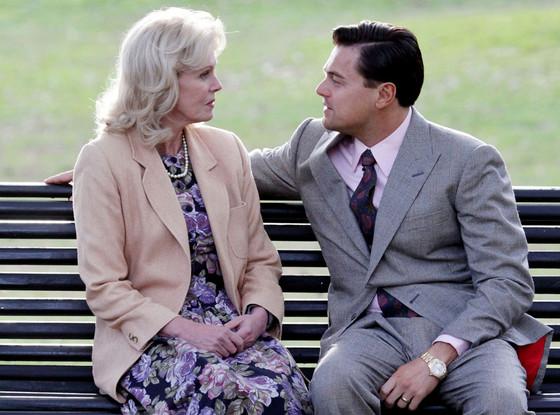 Leo DiCaprio, Joanna Lumley
