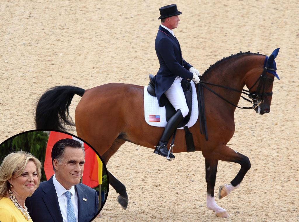 Rafalca, Ann Romney, Mitt Romney