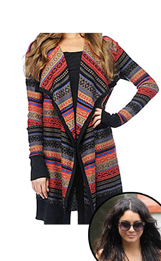 BB Dakota Berkeley Sweater, Vanessa Hudgens