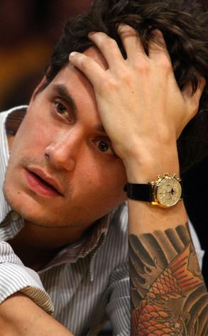 John Mayer, Patek Phillipe watch