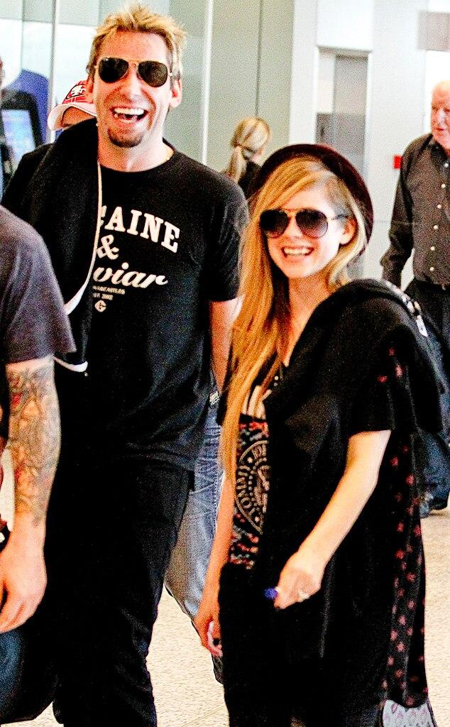 Avril Lavigne, Chad Kroger
