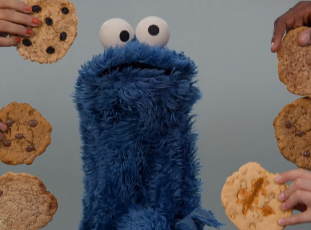 Cookie Monster, Share It Maybe