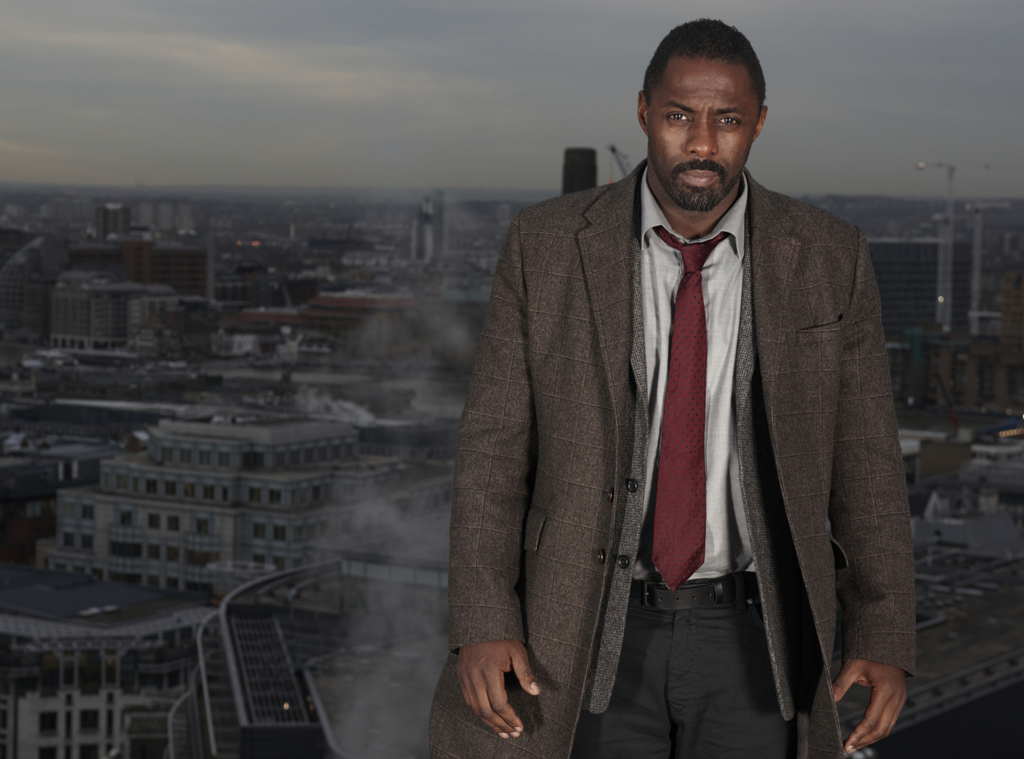 Idris Elba,The Wire