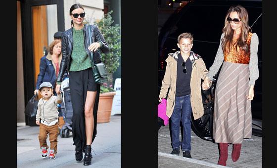 FP Games, Miranda Kerr, Flynn, Victoria Beckham, Romeo Beckham