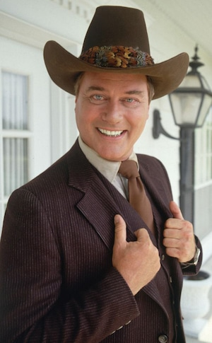 Larry Hagman, Dallas
