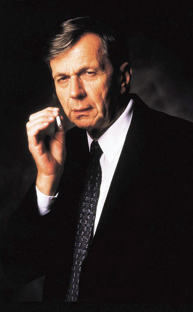 William B. Davis, X-Files