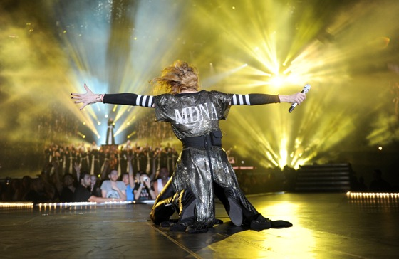 Madonna, MDNA Tour