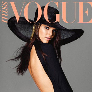 Kendall Jenner, Miss Vogue
