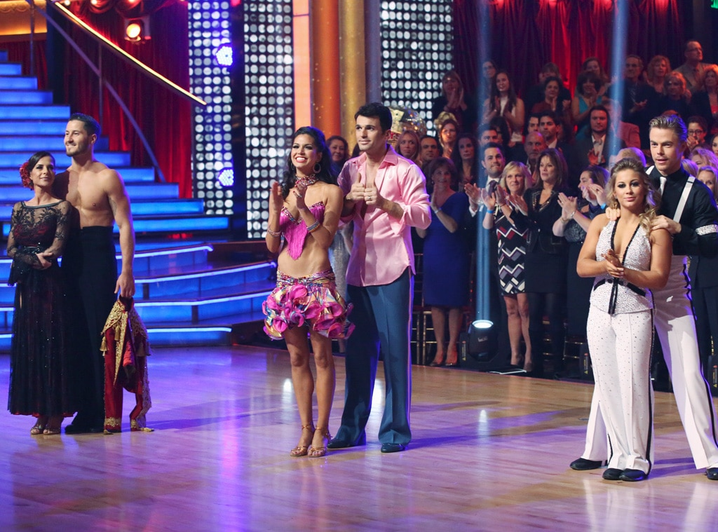 Dancing with the Stars, Melissa Rycroft, Kelly Monaco, Shawn Johnson