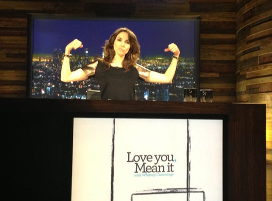 Love You, Mean It, Whitney Cummings, Twit Pic