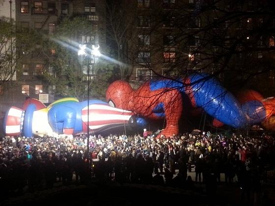 Spidey Balloon