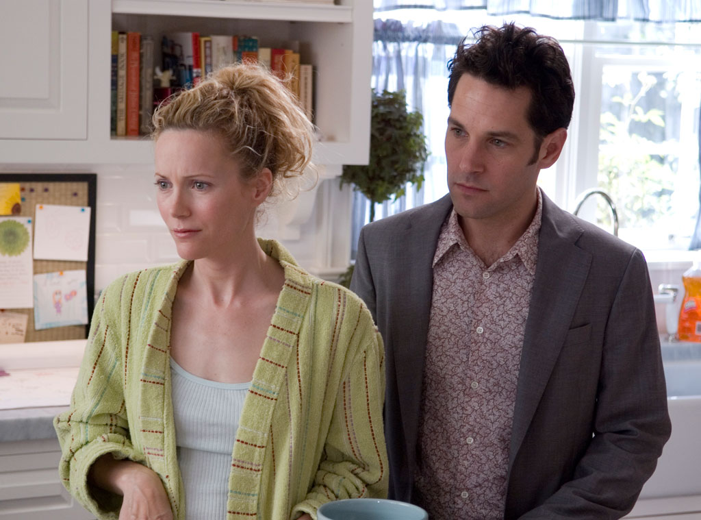 Knocked Up, Paul Rudd,  Leslie Man