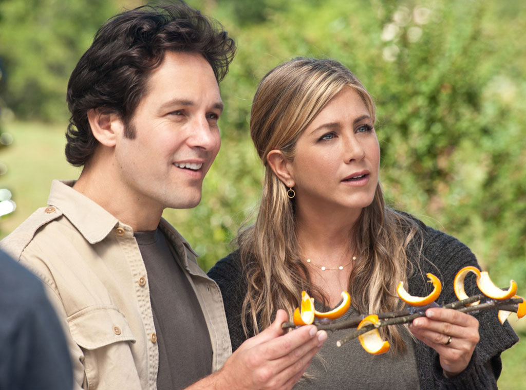 Paul Rudd, Jennifer Aniston, Wanderlust