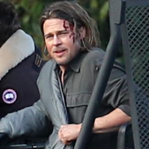 Brad Pitt **do not post till 5pm PST
