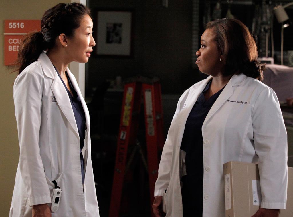 Sandra Oh, Chandra Wilson, Grey's Anatomy
