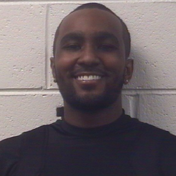Nick Gordon, Mug shot