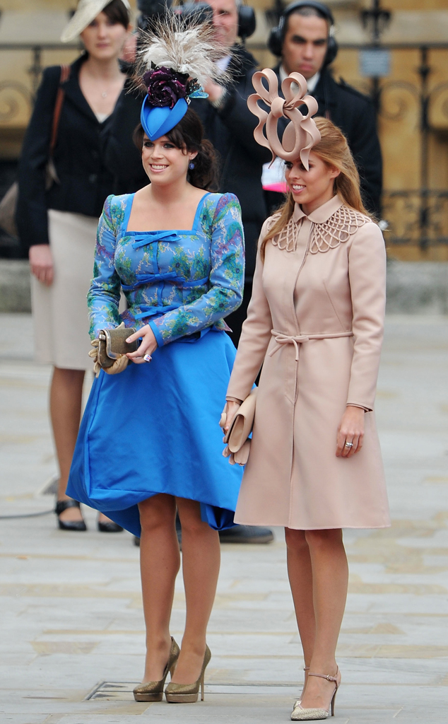 Princess Eugenie of York, Princess Beatrice of York