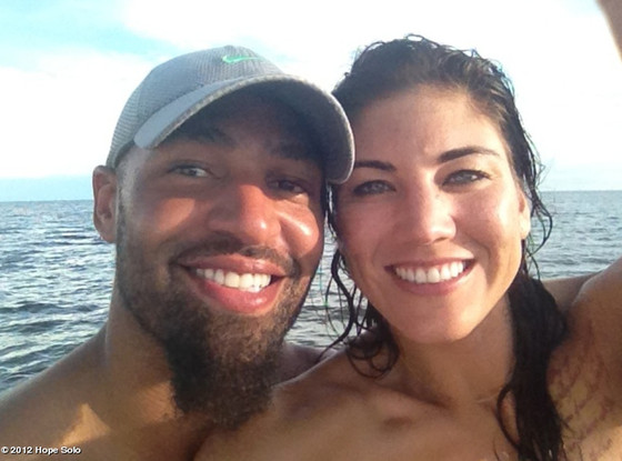 Jerramy Stevens, Hope Solo, WhoSay