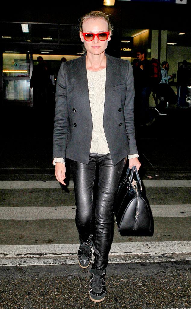 Diane Kruger, Sunglasses Trend