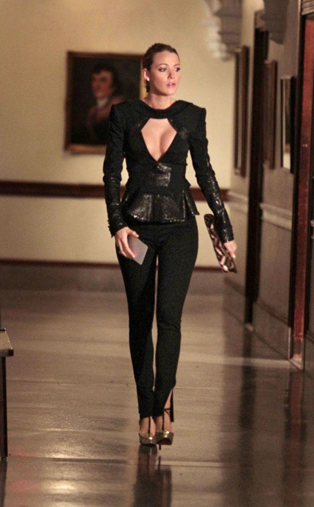 Gossip Girl cumple 10 años! Revive los mejores looks de Blake Lively como Serena van der Woodsen - E! Online Latino - MX