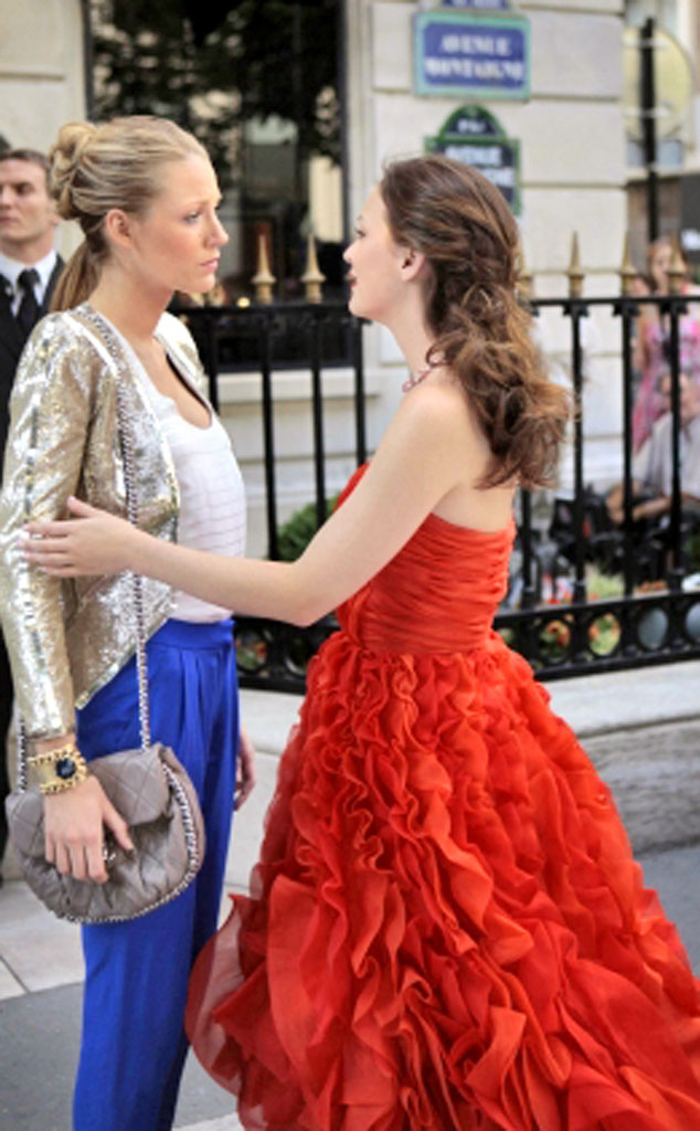 Gossip Girl, Top Style Moments