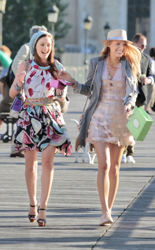 Belles De Jour Season 4 From Blake Lively 39 S 10 Best Looks