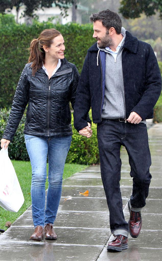 Jennifer Garner, Ben Affleck, 2012